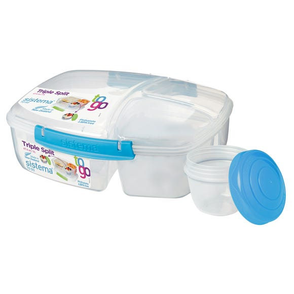 Sistema Triple Split & Yog Pot