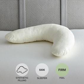 Nursing Firm-Support Pillow and Pillowcase Set