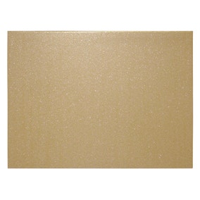 Gold Glitter Placemats Set of 4
