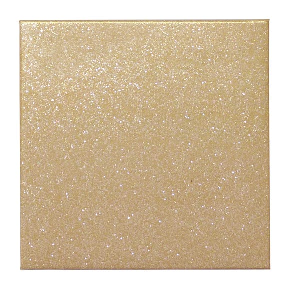 Gold Glitter Placemats Set of 4 Gold