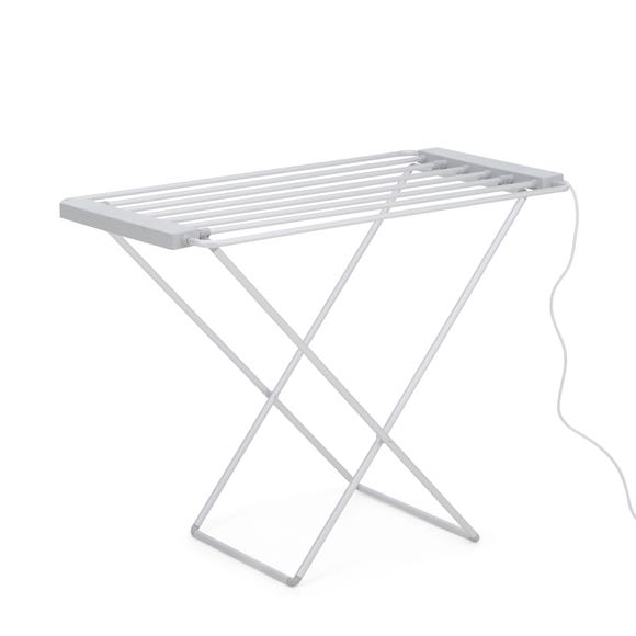 Heated Airer Grey