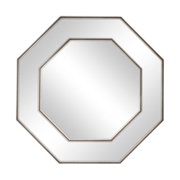 Octagon Wall Mirror 61x61cm Clear undefined