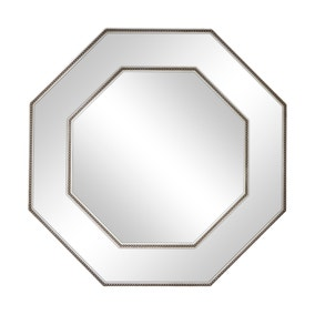Octagon Wall Mirror 61x61cm