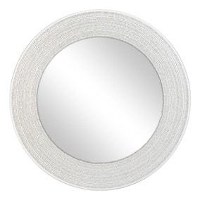 Sparkle Round Mirror