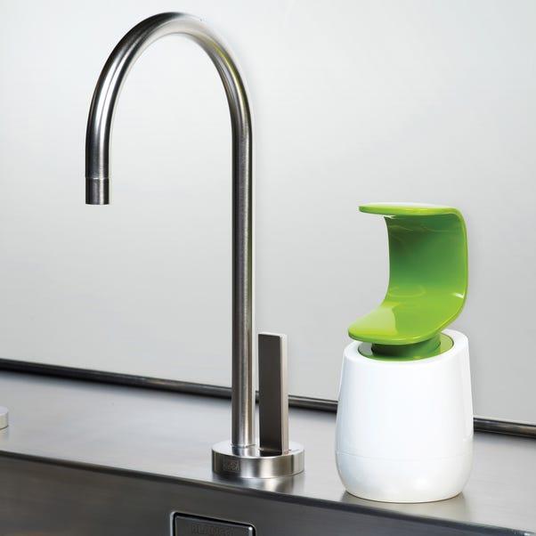 Joseph Joseph Green C-pump Soap Dispenser Green