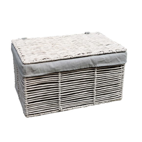 Purity Grey Chest  undefined