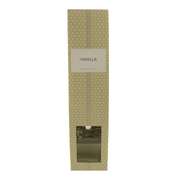 Home Fragrance Vanilla 150ml Reed Diffuser Cream