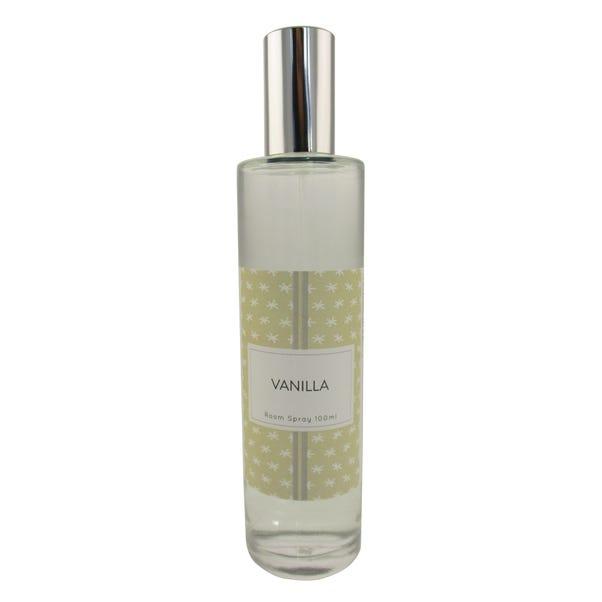 Home Fragrance Vanilla 100ml Room Spray Cream