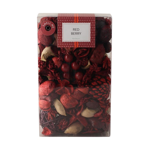 Home Fragrance Berry Pot Pourri Red