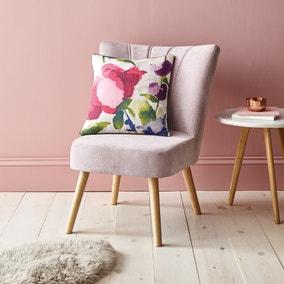 Watercolour Brights Square Cushion