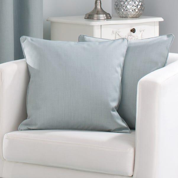 Solar Cushion Cover Duck Egg (Blue) undefined