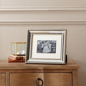 "Dorma Champagne Mirrored Photo Frame 6"" x 4"" (15cm x 10cm)"