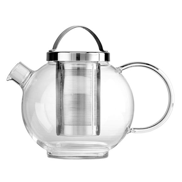 La Cafetiere Darjeeling Tea Press Pot Clear
