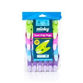 Minky Sure Grip Pegs