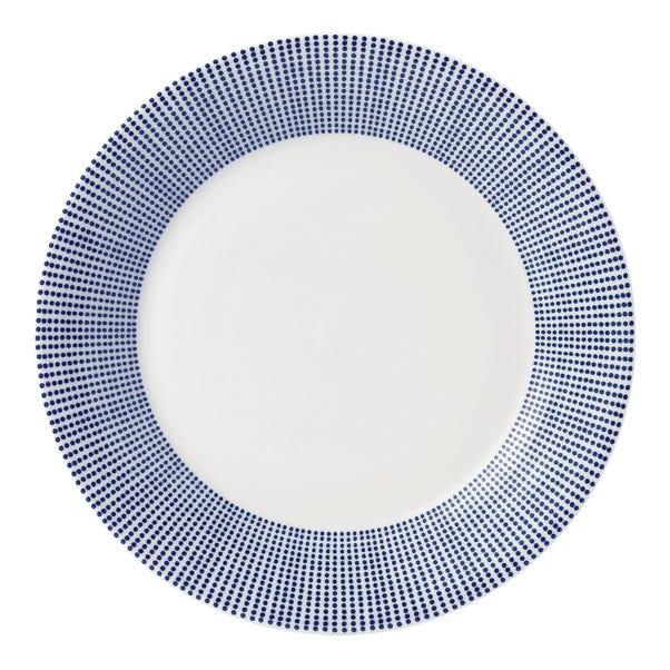 Royal Doulton Pacific Dot Side Plate Blue