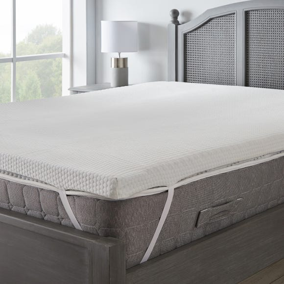 Gel Fusion Memory Foam Mattress Topper  undefined