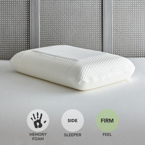 Gel Fusion Memory Foam Pillow