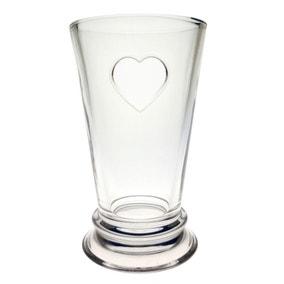 Country Heart Highball Glass