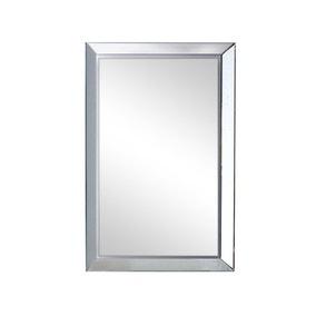 Bevelled Wall Mirror 76x51cm