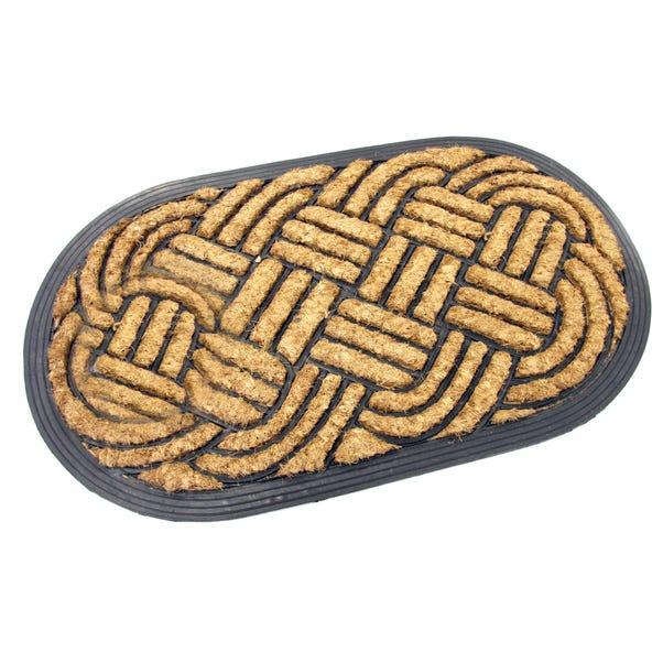 Rope Doormat Brown