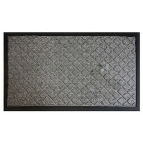 Diamond Textured Doormat