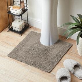 Super Soft Reversible Stone Pedestal Mat