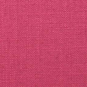 Henley 140cm Fabric Raspberry
