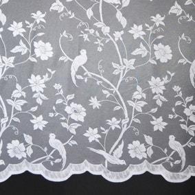Paradise Birds Lace Fabric