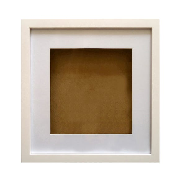 Memory Box Photo Frame White