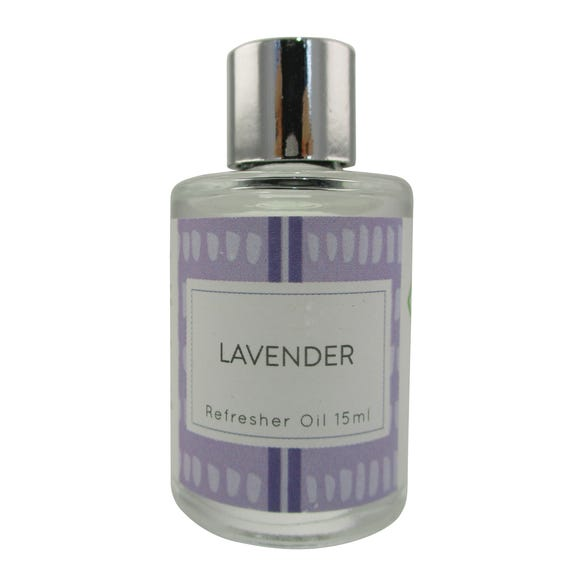 Lavender Refresher Oil Clear
