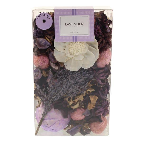 Lavender Pot Pourri Lilac