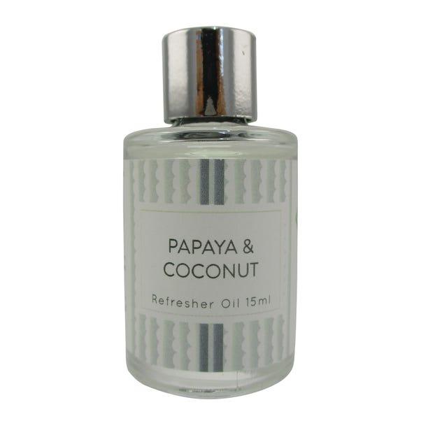 Papaya and Coconut Refresher Oil Grey
