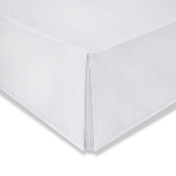 Cotton Rich Sateen White Valance  undefined