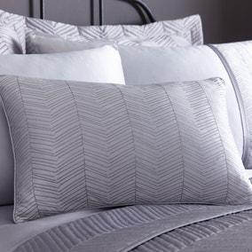 Owen Grey Boudoir Cushion
