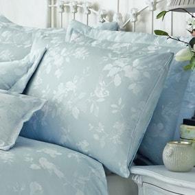 Eden Duck-Egg Housewife Pillowcase