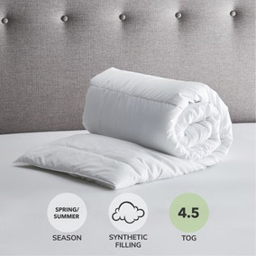 Fogarty Anti Allergy 4.5 Tog Duvet