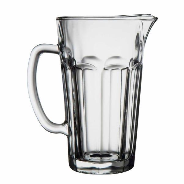 Soda Jug Clear