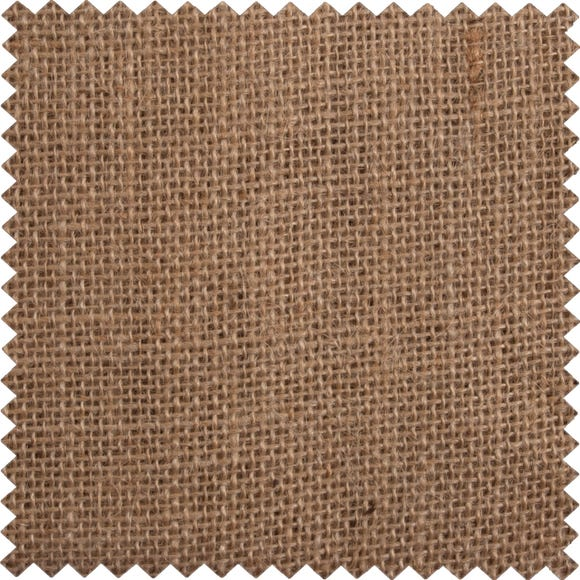 Natural Hessian Craft Fabric Natural