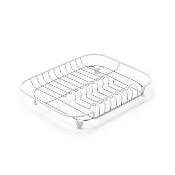Addis Compact Draining Rack Silver