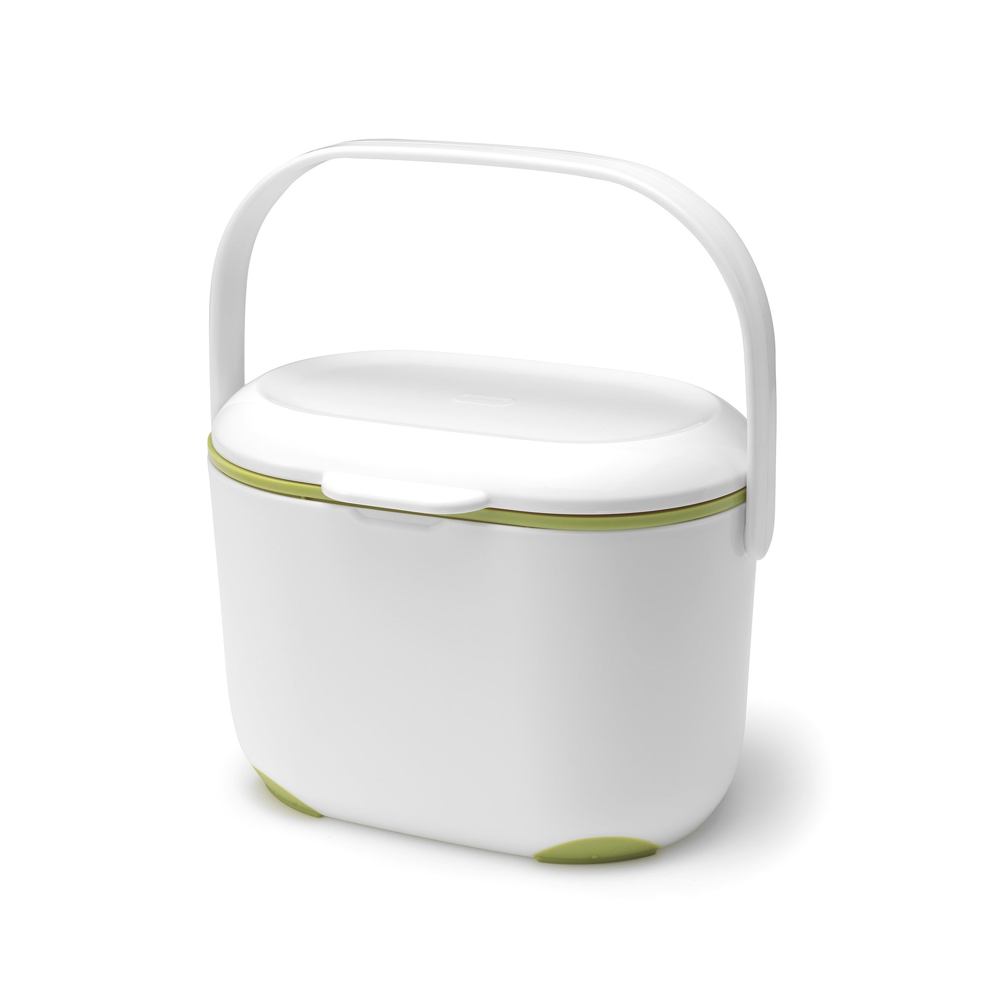 Addis 2.5 litre Compost Caddy Green