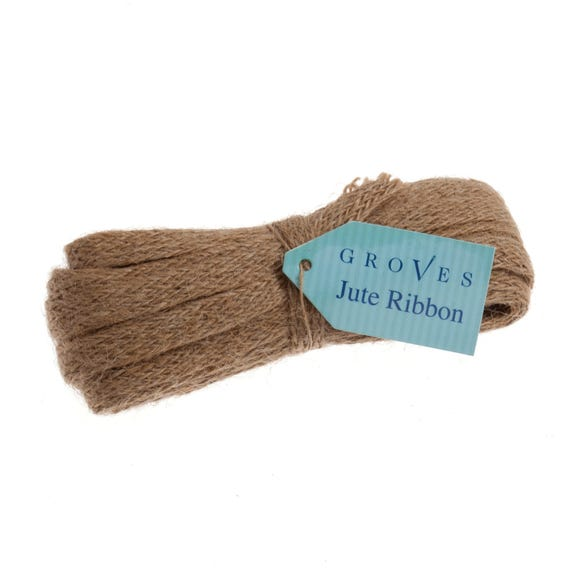 Jute Trim and Ribbon  undefined