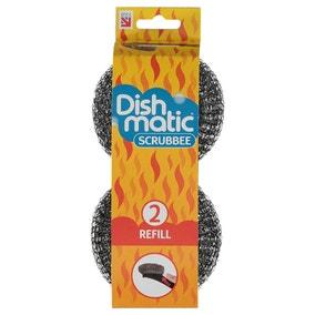 Dishmatic Scourer Refills