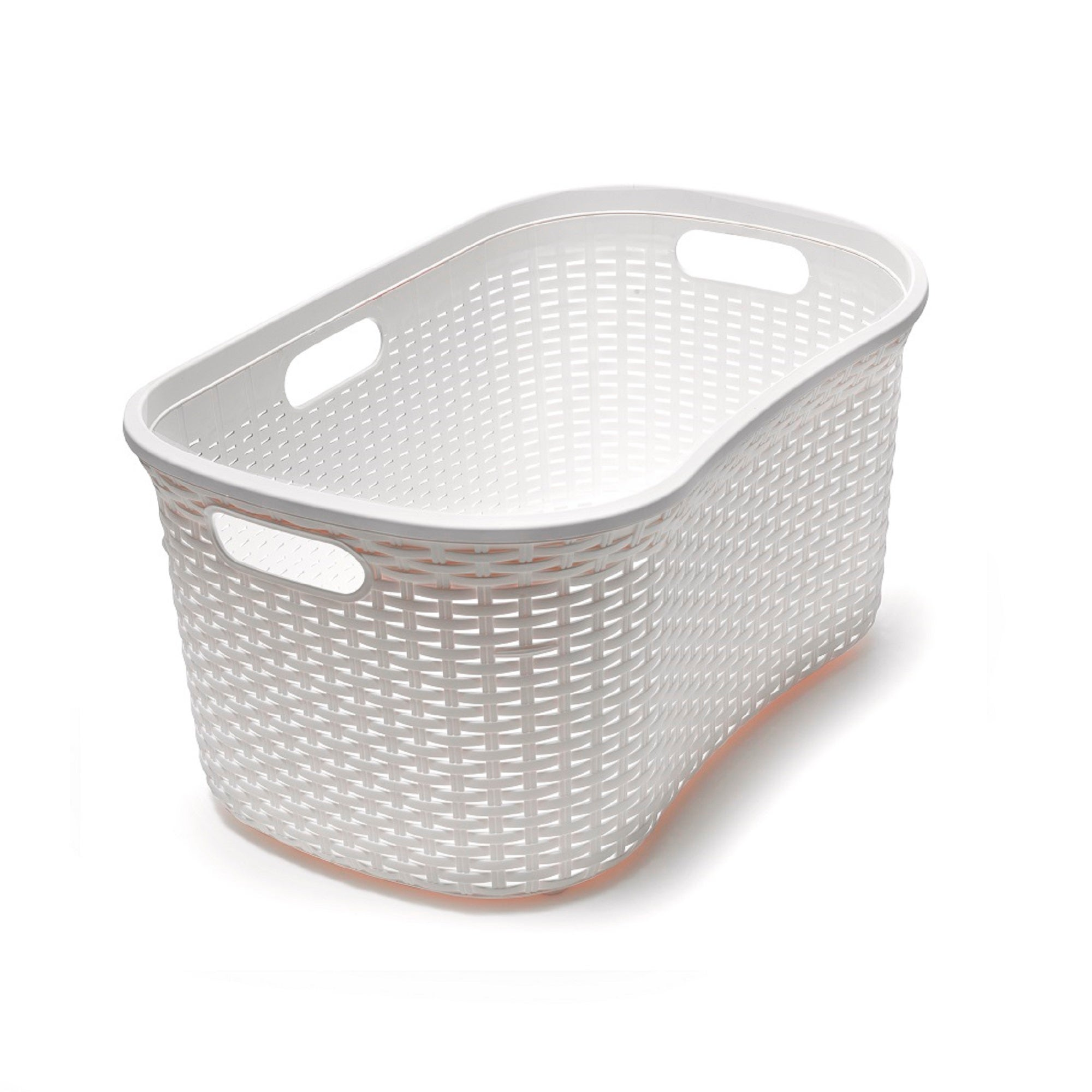 Addis Hipster Laundry Basket Cream