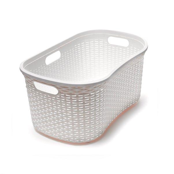 Addis Hipster Laundry Basket Cream