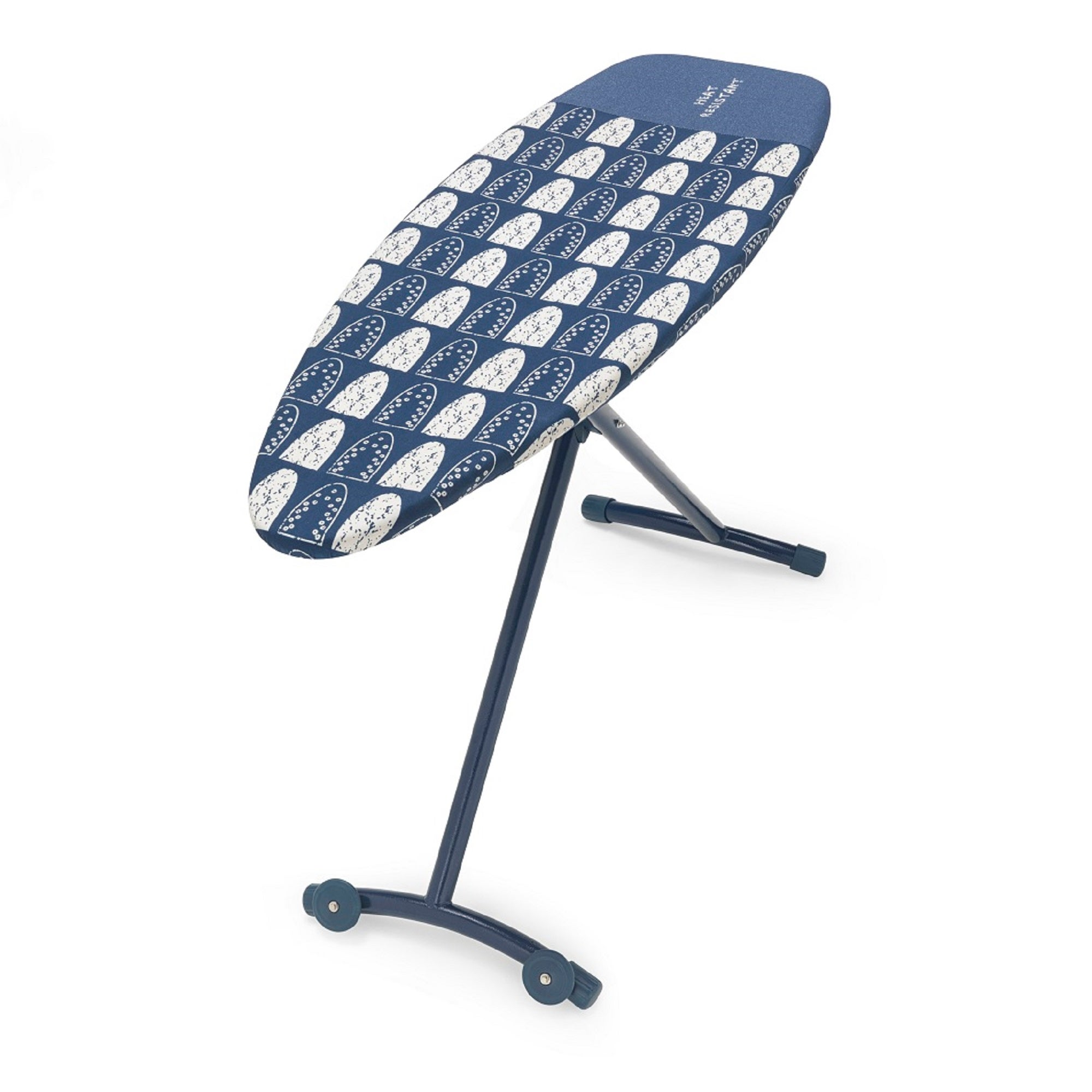 Addis Deluxe Replacement Blue Ironing Board Cover Blue