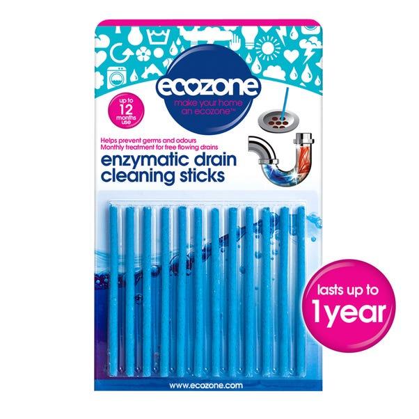Ecozone Enzymatic Drain Sticks Blue