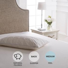 Dorma Down Surround Memory Foam Medium-Support Pillow