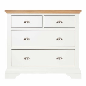 Eaton Cream 4 Drawer Chest