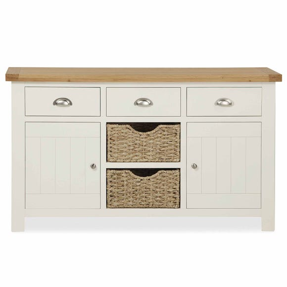 Wilby Cream Large Sideboard Cream