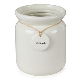 Hang Tag Utensil Jar